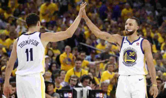 Прогноз букмекеров: «Уорриорз» абсолютный фаворит финала плей-офф НБА