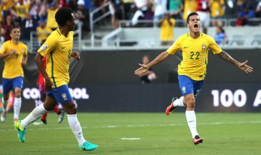 Чемпионат мира по футболу-2018: ставки на сборную Бразилии