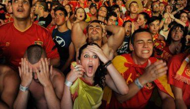 Прогноз букмекеров: сборная Испании фаворит группы В ЧМ-2018 по футболу