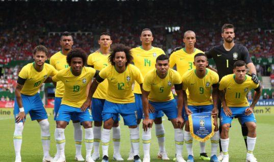 Прогноз на Бразилия - Швейцария 17 июня 2018