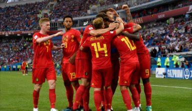 Прогноз на Бельгия — Тунис 23 июня 2018