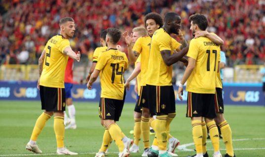 Прогноз на Бельгия - Панама 18 июня 2018