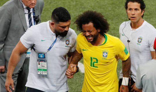 Игрок сборной Бразилии мог получить травму из-за мягкого московского матраса