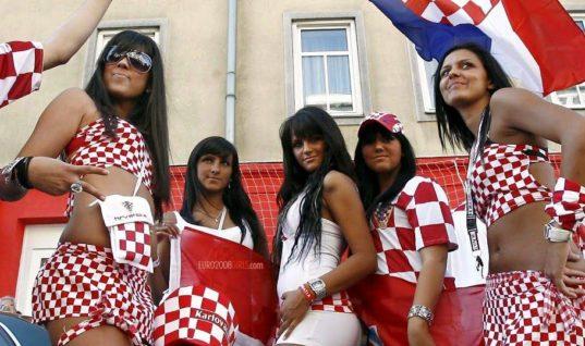 Прогноз букмекеров: матч ЧМ-2018 Хорватия – Дания закончится поражением скандинавов