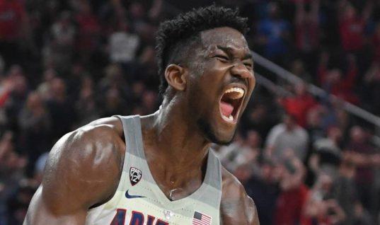 Прогноз букмекеров: фавориты драфта НБА 2018 года