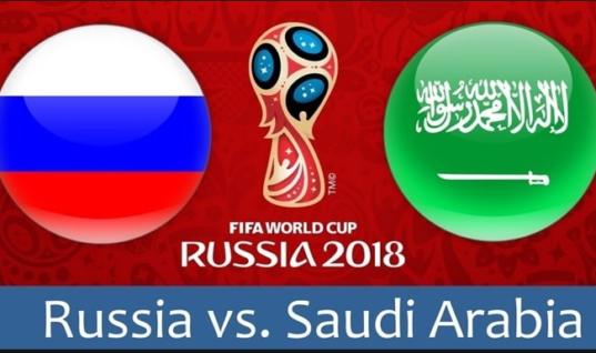 Россия – Саудовская Аравия: Прогноз на матч ЧМ-2018 по футболу