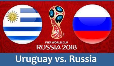 Прогноз букмекеров на матч ЧМ-2018 Россия – Уругвай