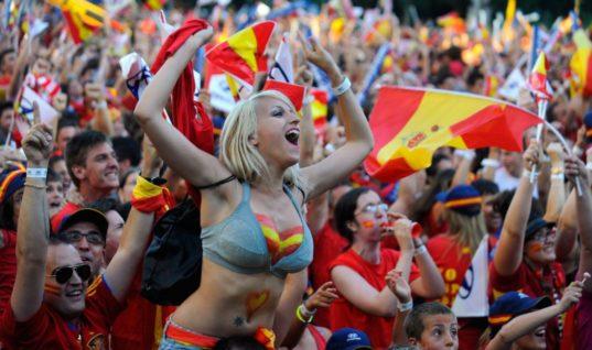 Прогноз букмекеров: матч 1/8 финала ЧМ-2018 Россия – Испания завершится победой Красной фурии