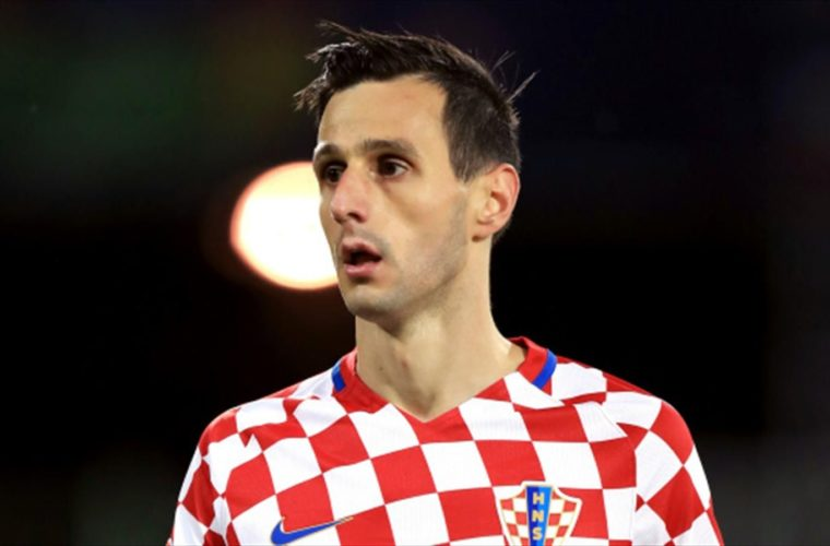 Исключённый из сборной Хорватии Калинич отказался от серебряной медали