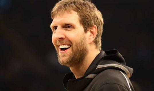 Новицки установил рекорд НБА: 21 сезон в одной команде