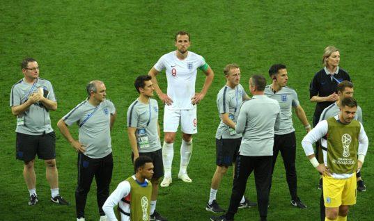 В Англии подозревают, что Кейн плохо играл из-за травмы