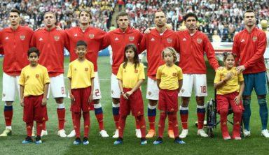 Знаменитый комментатор зачитал рэп, посвящённый сборной России