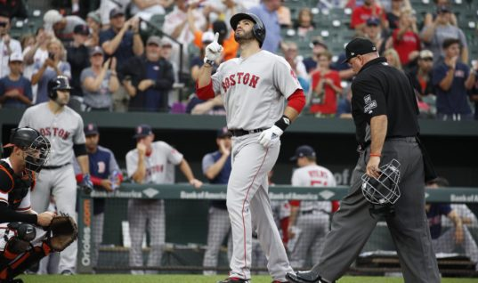 Прогноз на Балтимор - Бостон Ред Сокс 26 июля 2018