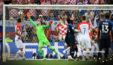Арбитр: судья неверно назначил пенальти в ворота Хорватии