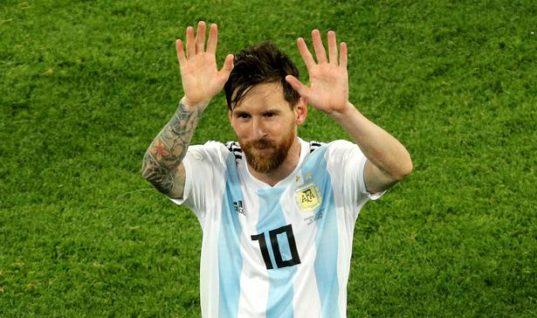 Месси требовал от тренера убрать из состава Аргентины двух игроков