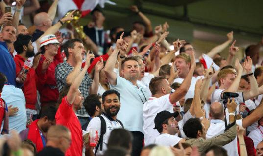 В Самаре не боятся фанатов сборной Англии