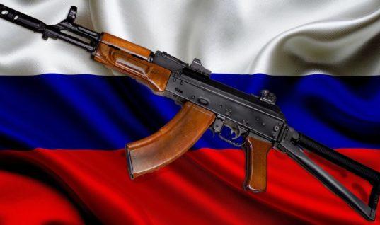 Россиянин в Германии отпраздновал победу над Испанией с АК-47