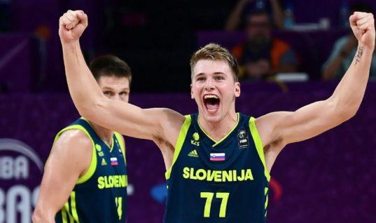 Прогноз букмекеров: Лука Дончич – Новичок года НБА сезона 2018/19