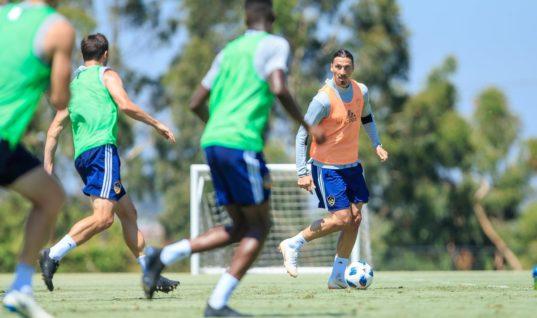 Прогноз на Лос Анджелес Гэлэкси - Миннесота Юнайтед 12 августа 2018