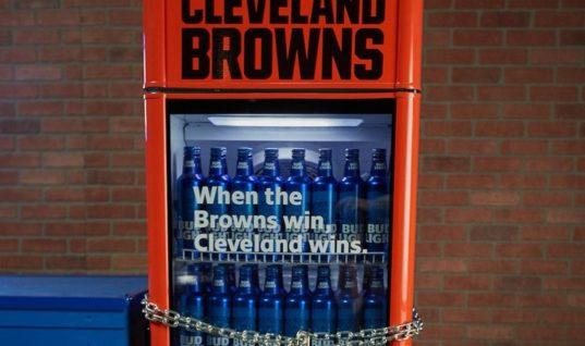 """Болельщики """"Кливленда"""" получат пиво в случае победы """"Браунс"""""""