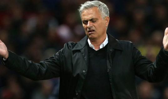 Прогноз букмекеров: Жозе Моуринью будет уволен из «Манчестер Юнайтед»