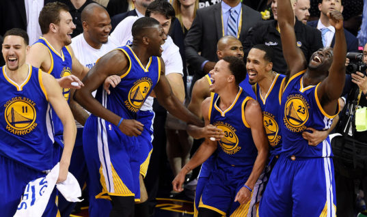 Прогноз букмекеров: «Голден Стэйт Уорриорз» главный фаворит НБА сезона-2018/19