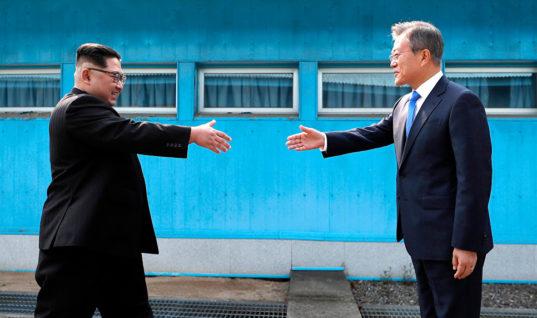 Прогноз букмекеров: Северная и Южная Кореи объединятся?