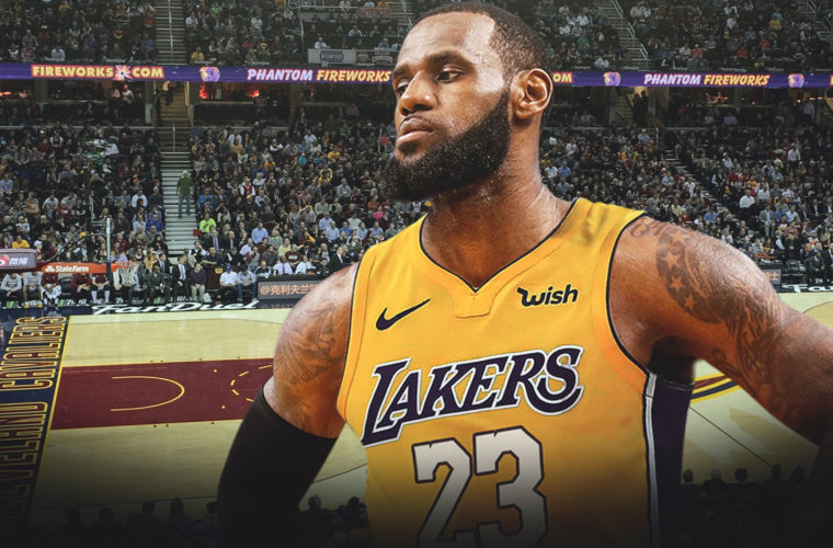 Прогноз букмекеров: Леброн Джеймс станет MVP НБА сезона-2018/19