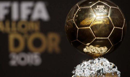 Прогноз букмекеров на Золотой мяч 2018 года: фаворит только один
