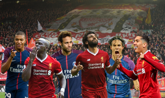 Прогноз букмекеров на матч «Ливерпуль» – «ПСЖ»: англичане победят дома