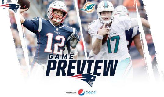 Прогноз на Нью-Ингленд - Майами 30 сентября 2018