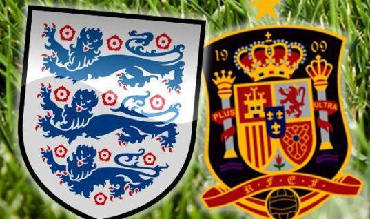Прогноз букмекеров на матч Лиги наций Англия – Испания: фаворит отсутствует