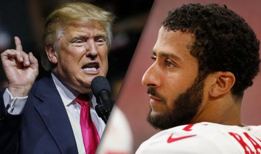 Трамп раскритиковал Nike за рекламу с Каперником