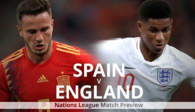Прогноз букмекеров на матч Лиги наций УЕФА Испания – Англия