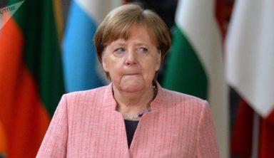 Меркель в топ-3 кандидатов на пост канцлера в 2021 году
