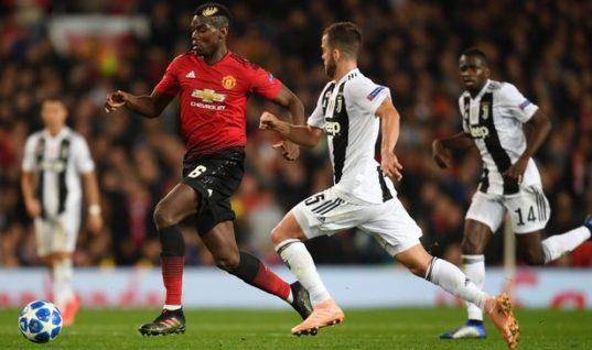 Прогноз букмекеров на матч Лиги чемпионов «Ювентус» – «Манчестер Юнайтед»