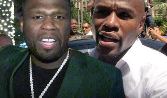 50 Cent раскритиковал Мейвезера за бой в ММА