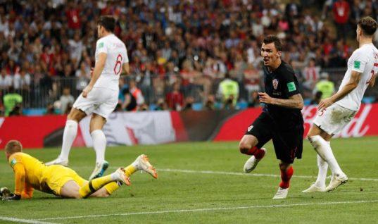 Прогноз букмекеров на матч Англия – Хорватия в Лиге наций УЕФА