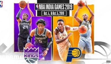 Матчи НБА впервые пройдут в Индии
