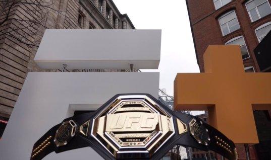 Макгрегор - о новом поясе UFC: я возвращаюсь