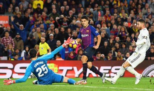 Прогноз букмекеров на первый матч 1/2 финала Кубка Испании «Барселона» – «Реал»