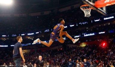 Прогноз букмекеров: Конкурс по броскам сверху НБА 2019 года выиграет игрок «Никс»