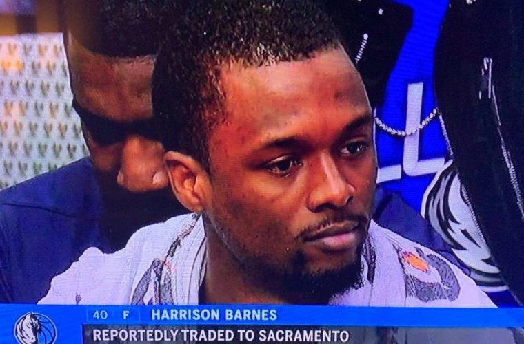Игрока НБА обменяли прямо во время матча