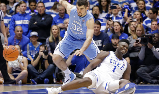 Акции Nike упали после травмы фаворита драфта НБА из-за развалившегося кроссовка