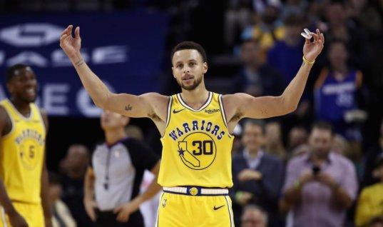 Прогноз букмекеров: Конкурс трехочковых бросков НБА 2019 года выиграет баскетболист «Уорриорз»