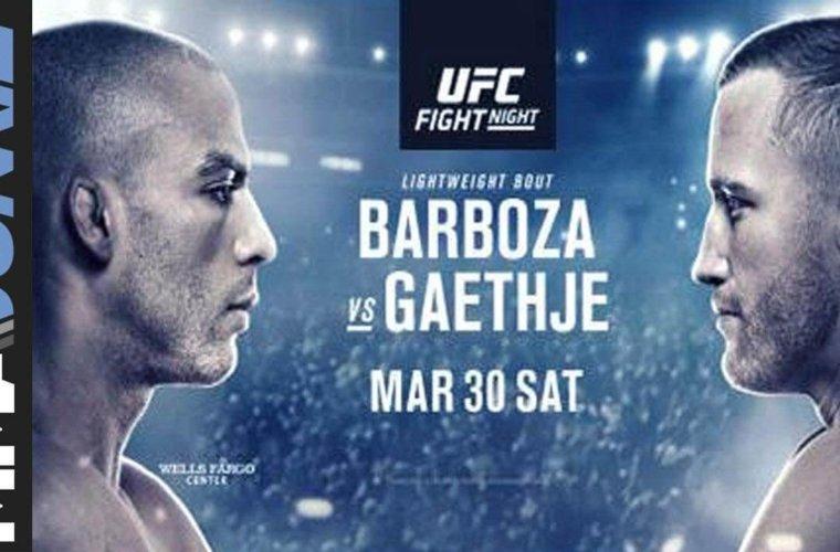 Прогноз букмекеров на бой UFC Эдсон Барбоза – Джастин Гэтжи: явный фаворит отсутствует