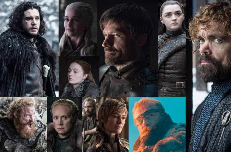 Букмекеры назвали героев, которые могут умереть в 8-м сезоне «Игры престолов»