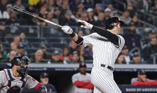Прогноз на Нью-Йорк Янкиз – Бостон Ред Сокс 18 апреля 2019