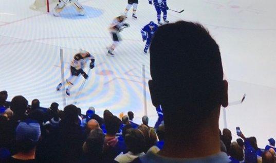 Фанаты НХЛ рассержены головой в телетрансляции