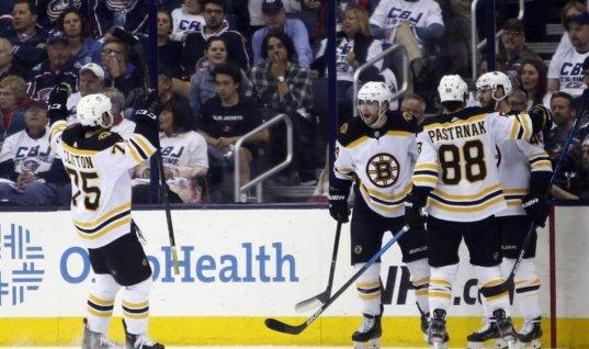 Прогноз букмекеров на Кубок Стэнли сезона-2018/19 перед 1/2 финала плей-офф НХЛ